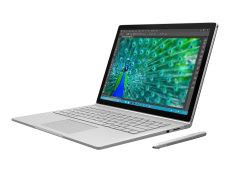 Microsoft Surface Book - Tablet - with detachable keyboard - Core i7 6600U / 2.6 GHz - Win 10 Pro 64-bit - 8 GB RAM (CS5-00001)